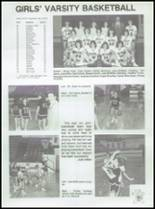 1987 Conway High School Yearbook Page 56 & 57