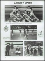 1987 Conway High School Yearbook Page 58 & 59