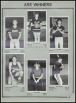 1987 Conway High School Yearbook Page 62 & 63