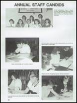 1987 Conway High School Yearbook Page 64 & 65