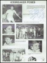 1987 Conway High School Yearbook Page 66 & 67