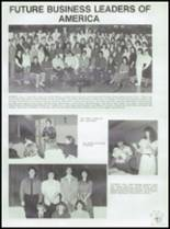 1987 Conway High School Yearbook Page 70 & 71