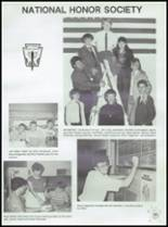 1987 Conway High School Yearbook Page 72 & 73