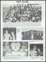 1987 Conway High School Yearbook Page 76 & 77
