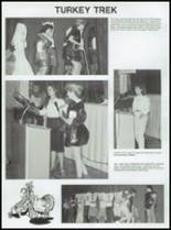 1987 Conway High School Yearbook Page 78 & 79