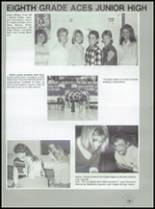 1987 Conway High School Yearbook Page 82 & 83