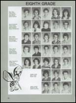 1987 Conway High School Yearbook Page 84 & 85