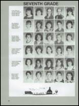 1987 Conway High School Yearbook Page 86 & 87