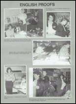1987 Conway High School Yearbook Page 88 & 89
