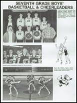 1987 Conway High School Yearbook Page 94 & 95