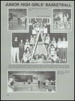 1987 Conway High School Yearbook Page 96 & 97