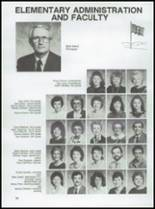 1987 Conway High School Yearbook Page 98 & 99