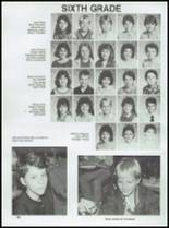 1987 Conway High School Yearbook Page 100 & 101