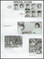 1987 Conway High School Yearbook Page 114 & 115