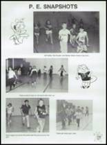 1987 Conway High School Yearbook Page 116 & 117