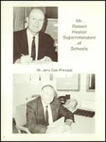 1970 Iowa Falls High School Yearbook Page 22 & 23