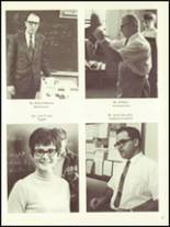 1970 Iowa Falls High School Yearbook Page 24 & 25