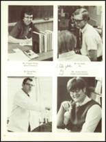 1970 Iowa Falls High School Yearbook Page 26 & 27