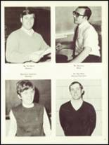 1970 Iowa Falls High School Yearbook Page 30 & 31