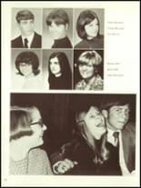 1970 Iowa Falls High School Yearbook Page 36 & 37
