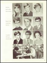 1970 Iowa Falls High School Yearbook Page 38 & 39