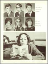 1970 Iowa Falls High School Yearbook Page 40 & 41