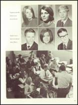 1970 Iowa Falls High School Yearbook Page 42 & 43