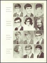 1970 Iowa Falls High School Yearbook Page 44 & 45