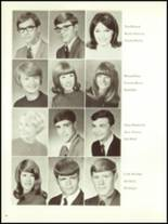 1970 Iowa Falls High School Yearbook Page 46 & 47
