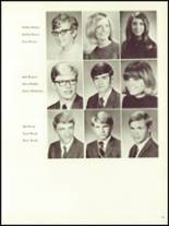1970 Iowa Falls High School Yearbook Page 48 & 49
