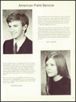 1970 Iowa Falls High School Yearbook Page 50 & 51