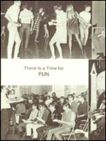 1970 Iowa Falls High School Yearbook Page 62 & 63