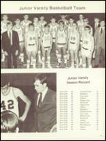 1970 Iowa Falls High School Yearbook Page 100 & 101