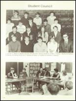 1970 Iowa Falls High School Yearbook Page 122 & 123