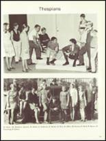 1970 Iowa Falls High School Yearbook Page 124 & 125