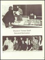 1970 Iowa Falls High School Yearbook Page 128 & 129