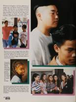 1993 Nathaniel Narbonne High School Yearbook Page 16 & 17