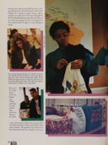 1993 Nathaniel Narbonne High School Yearbook Page 32 & 33