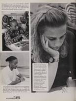 1993 Nathaniel Narbonne High School Yearbook Page 38 & 39