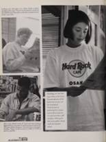 1993 Nathaniel Narbonne High School Yearbook Page 54 & 55