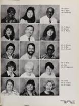 1993 Nathaniel Narbonne High School Yearbook Page 220 & 221
