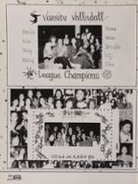 1993 Nathaniel Narbonne High School Yearbook Page 240 & 241