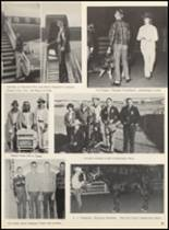 1967 Clyde High School Yearbook Page 24 & 25