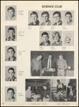1967 Clyde High School Yearbook Page 34 & 35