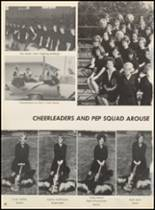 1967 Clyde High School Yearbook Page 36 & 37