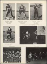 1967 Clyde High School Yearbook Page 40 & 41