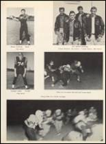 1967 Clyde High School Yearbook Page 42 & 43