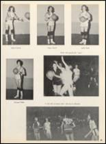 1967 Clyde High School Yearbook Page 48 & 49