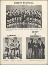 1967 Clyde High School Yearbook Page 52 & 53