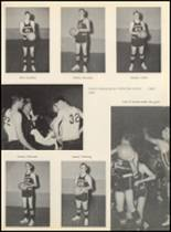 1967 Clyde High School Yearbook Page 54 & 55